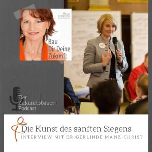 Dr. Gerlinde Manz-Christ zu Gast bei Silvia Ziolkowski